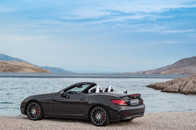 2016 Mercedes Benz AMG SLC43 R172 slc roadster wallpaper