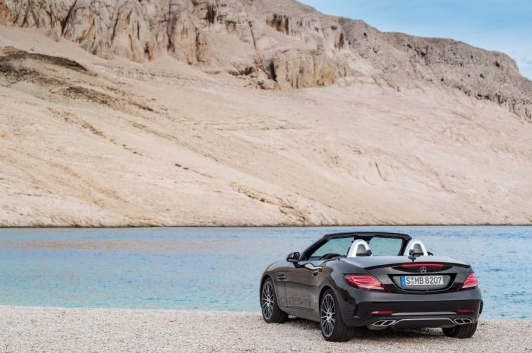 2016 Mercedes Benz AMG SLC43 R172 slc roadster wallpaper