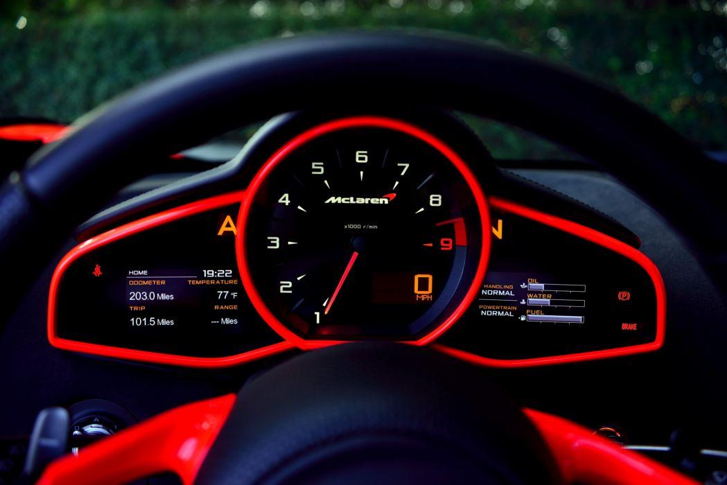 2012 McLaren MSO MP4-12C H-S supercar wallpaper