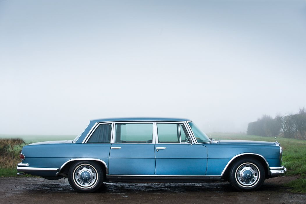 1964-81 Mercedes Benz 600 US-spec W100 luxury classic wallpaper