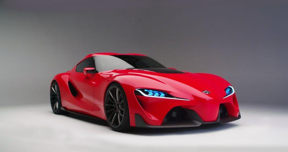 2014 Toyota FT-1 Concept supercar concept wallpaper