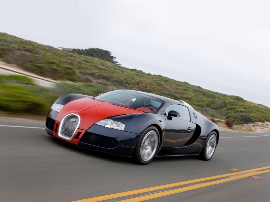 2008 Bugatti Veyron Fbg Par Hermes supercar wallpaper