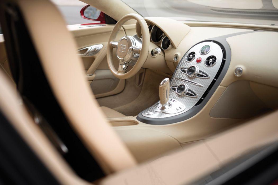 2006 Bugatti Veyron US-spec supercar wallpaper