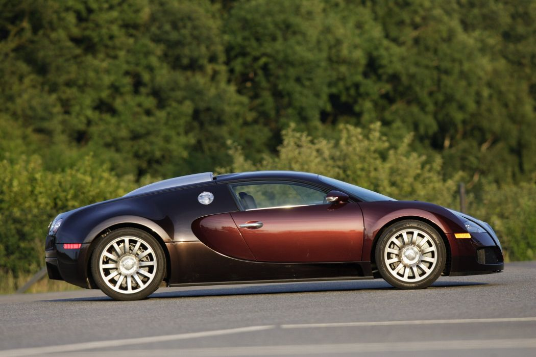 2006 Bugatti Veyron US-spec supercar wallpaper