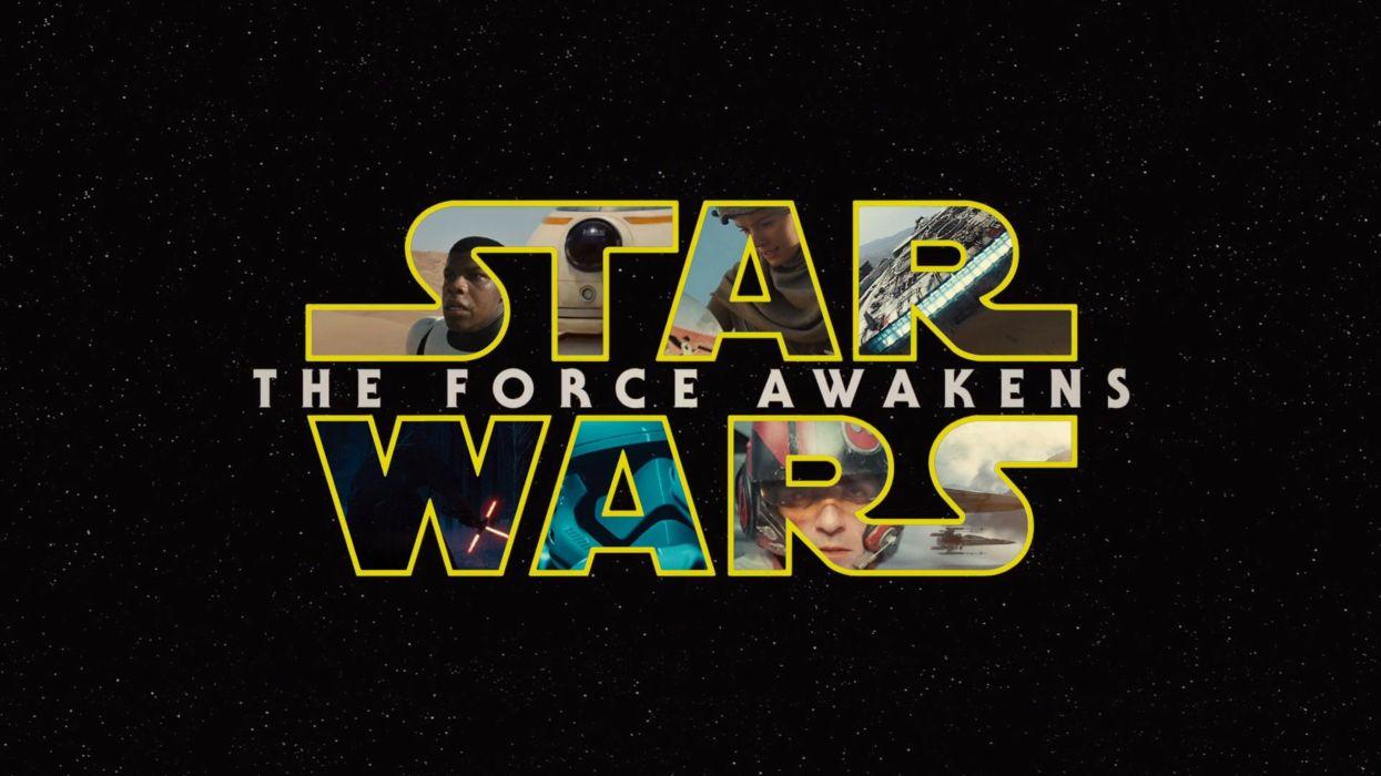 Star Wars Force Awakens Sci Fi Disney Action Futuristic Adventure Fighting 1star Wars Force Awakens Wallpaper 2880x1620 863728 Wallpaperup