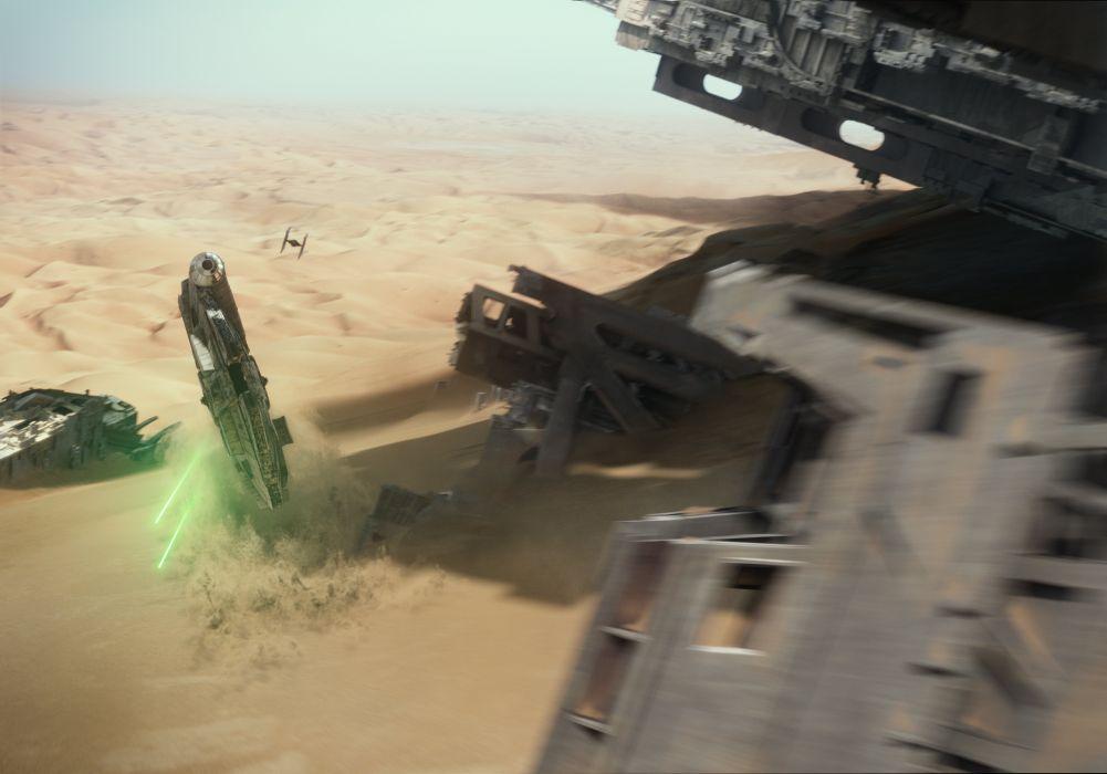 STAR WARS FORCE AWAKENS sci-fi disney action futuristic adventure fighting 1star-wars-force-awakens wallpaper