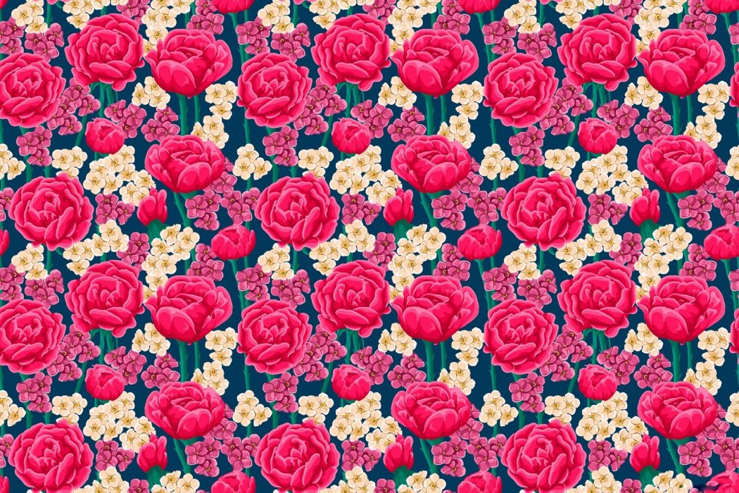 flower texture design wallpaper