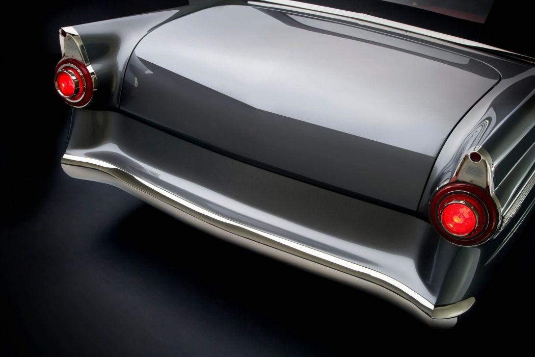 1956 Ford Sunliner custom hot rod rods retro wallpaper