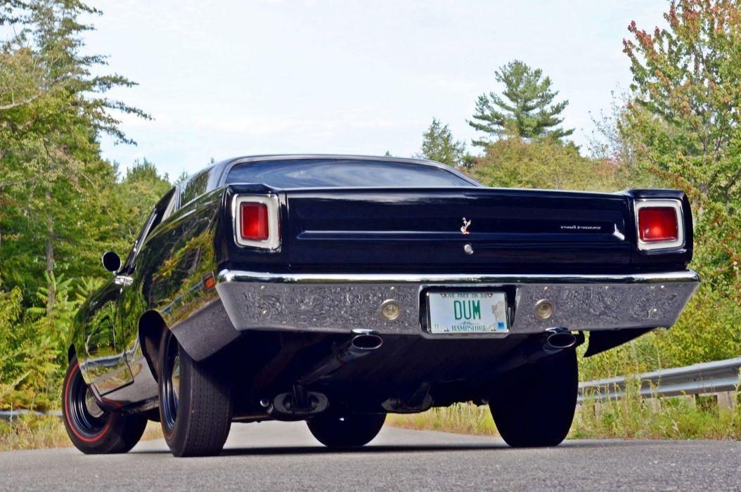 1969 Plymouth Road Runner mopar muscle classic wallpaper
