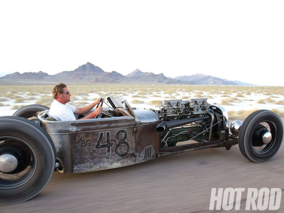 Packard Straight-Eight Roadster race racing rat hot rod rods custom retro vintage wallpaper