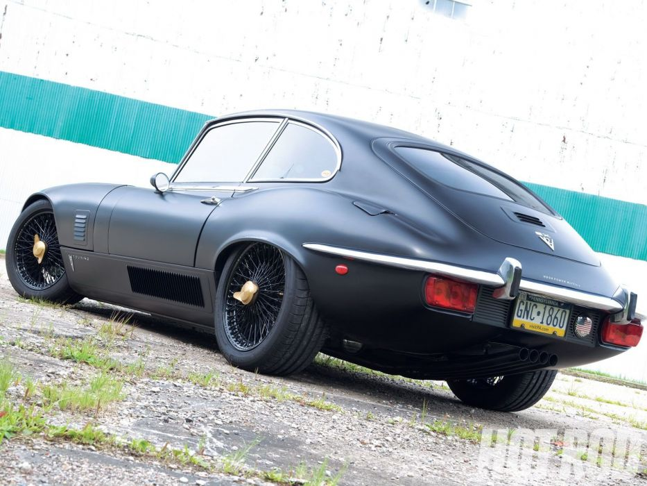 1971 Jaguar XKE supercar custom tuning hot rod rods classic wallpaper