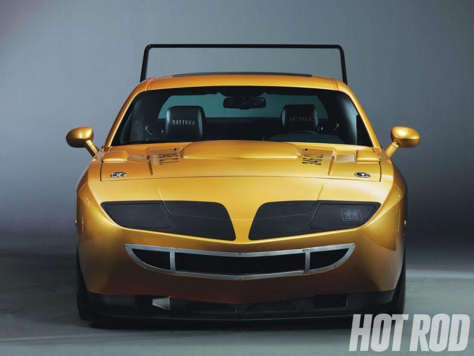 Charger Daytona Plymouth Superbird NASCAR pontiac race racing hot rod rods mopar muscle wallpaper