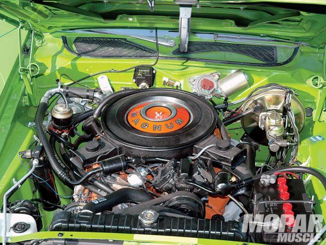 1971 Dodge Charger 383 muscle mopar classic wallpaper