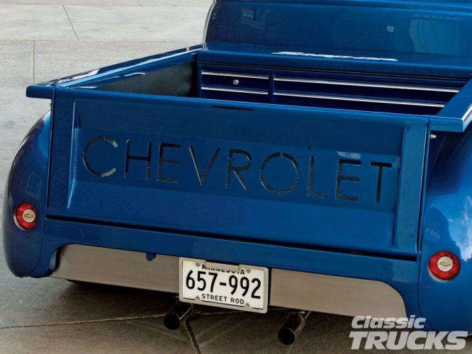 1948 Chevrolet Loadmaster COE pickup retro hot rod rods custom wallpaper