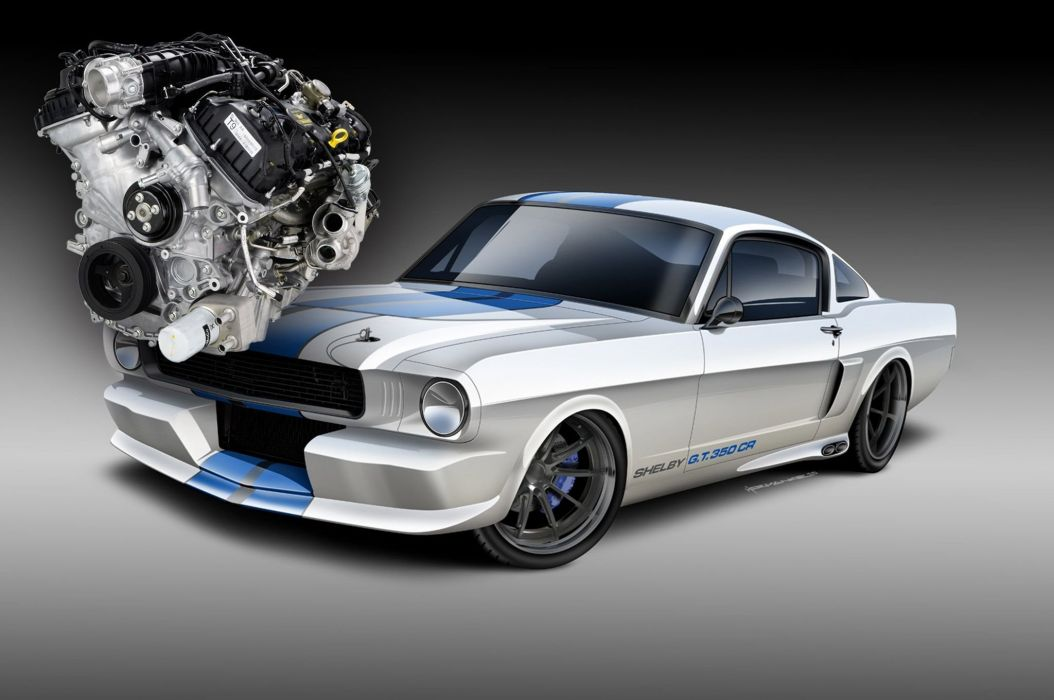 1967 Shelby GT500CR muscle classic ford mustang gt500 g-t wallpaper