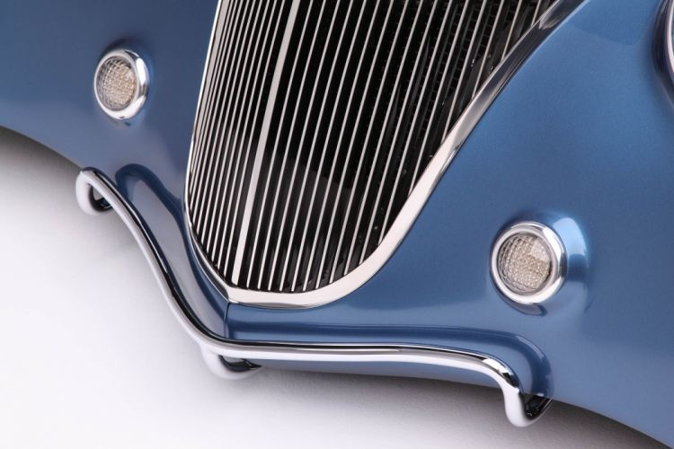 1936 Ford Coupe Foose custom hot rod rods retro vintage wallpaper