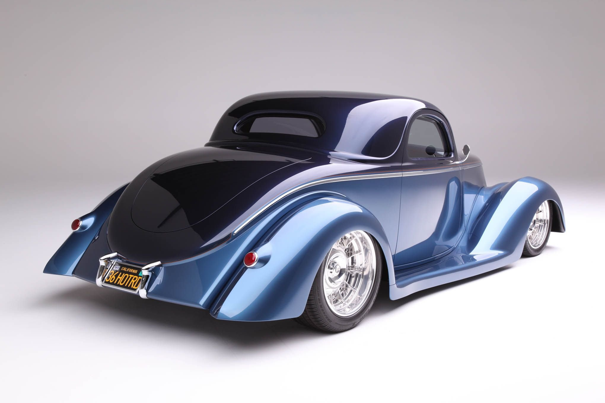 1936 ford coupe foose custom hot rod rods retro vintage wallpaper 2040x1360 864334 wallpaperup