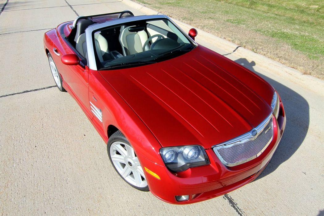 2005 Chrysler Crossfire luxury wallpaper