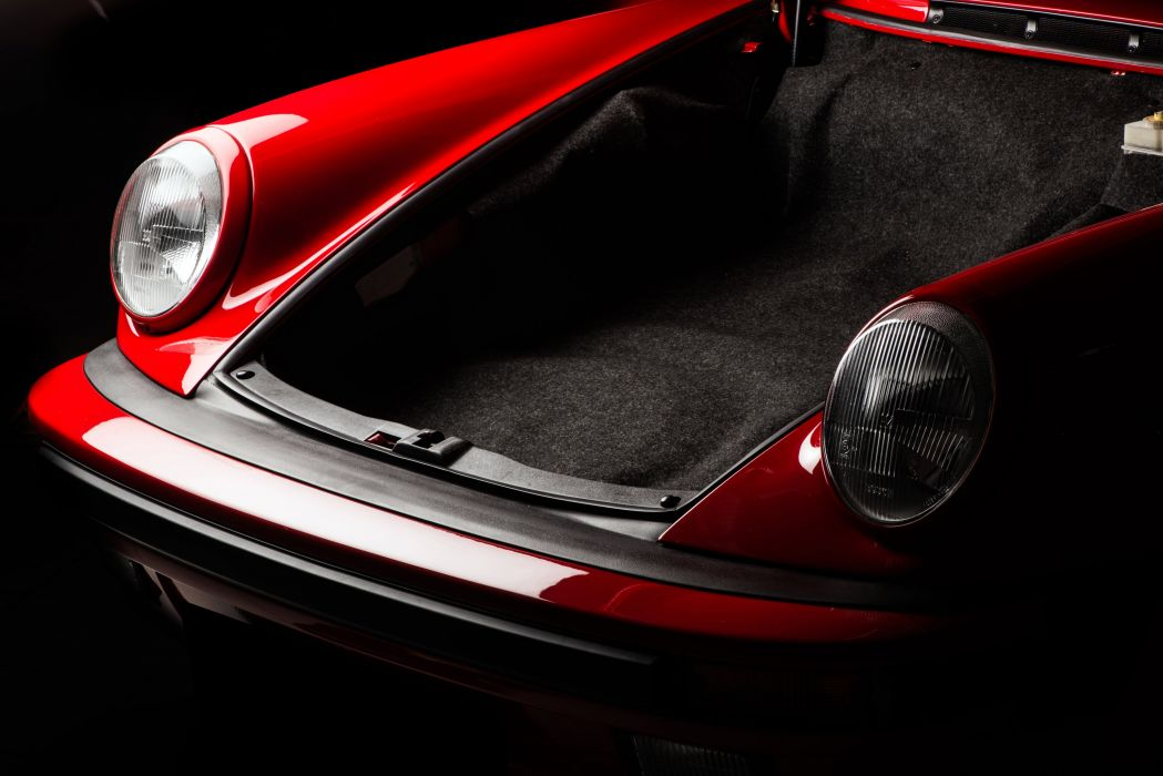 1989 Porsche 911 Carrera Speedster Turbolook supercar wallpaper