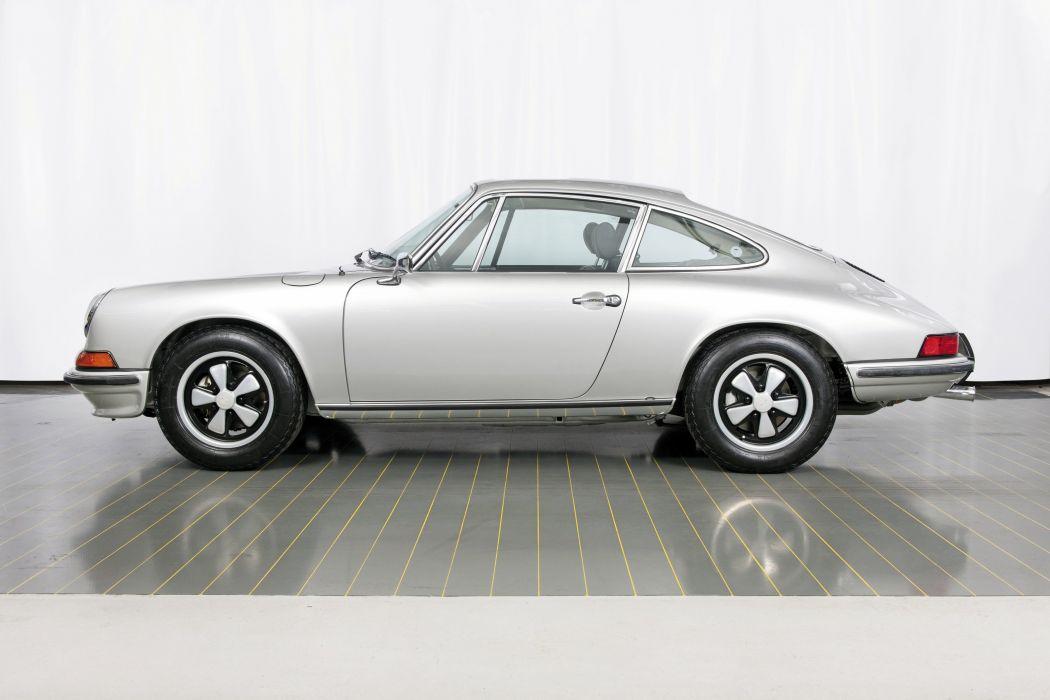 1972 Porsche 911T 2-4 Coupe classic wallpaper
