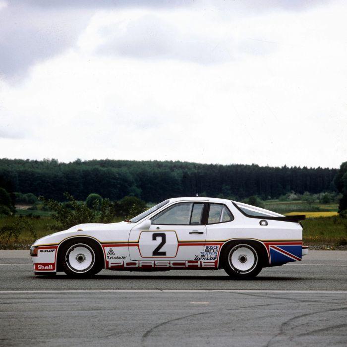 1980 Porsche 924 GTP race racing rally lemans le-mans wallpaper
