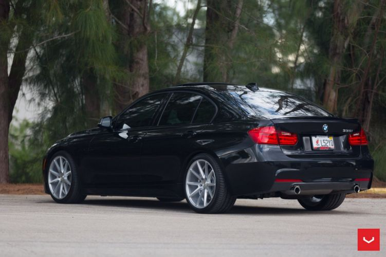 BMW 335i vossen wheels sedan cars wallpaper