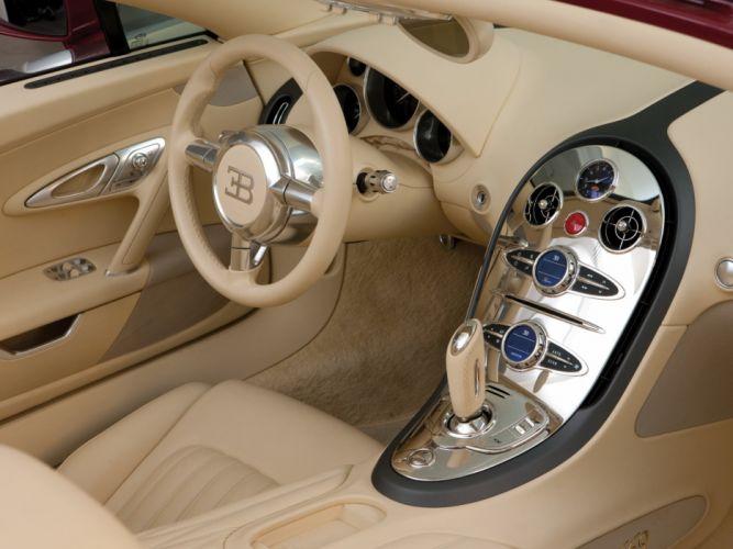 2010 Bugatti Veyron Grand Sport Roadster 669 supercar wallpaper