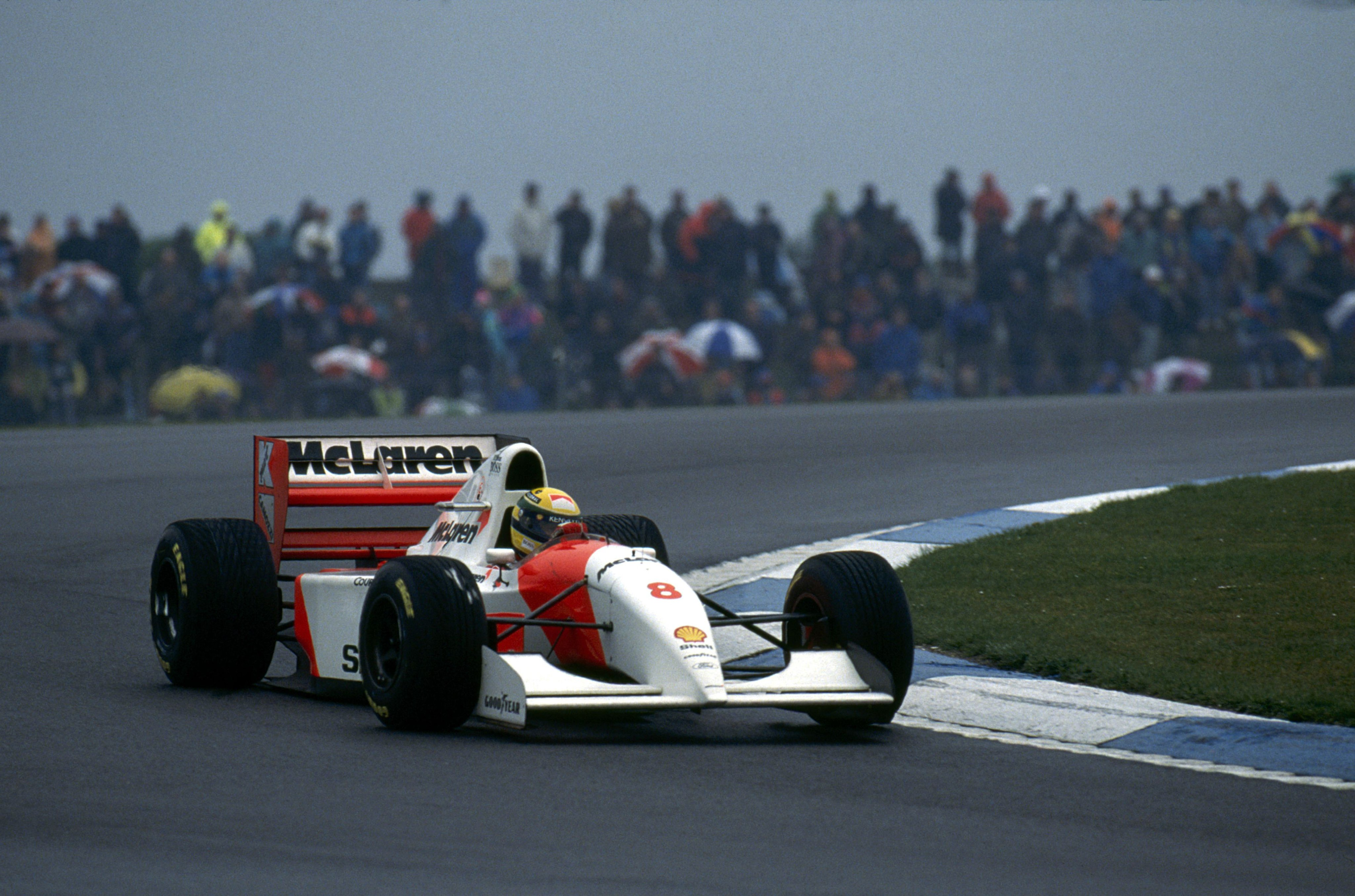 1993 Mclaren Ford Mp4 8 F 1 Race Racing Formula Wallpaper