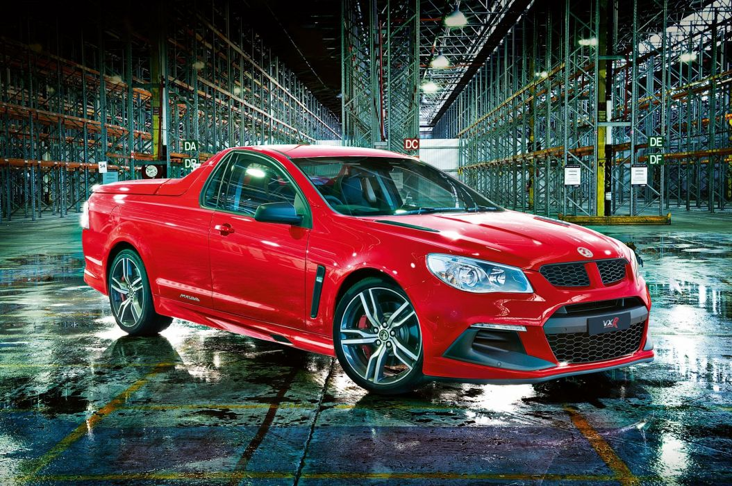 2016 Vauxhall Maloo LSA Ute pickup muscle 529hp vxr wallpaper