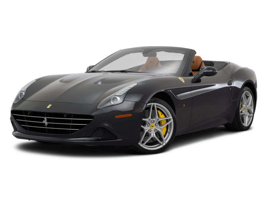2015 Ferrari California T US-spec Pininfarina convertible supercar wallpaper