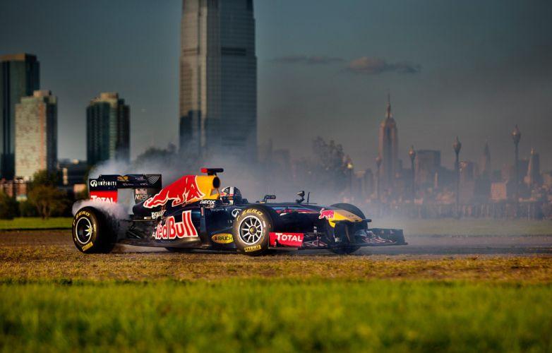 2011 Red Bull RB7 F-1 formula race racing wallpaper