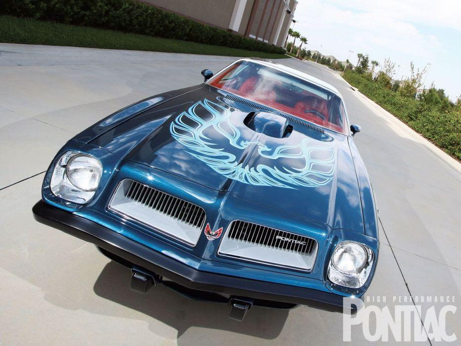 1974 Pontiac Trans-Am muscle classic trans firebird wallpaper