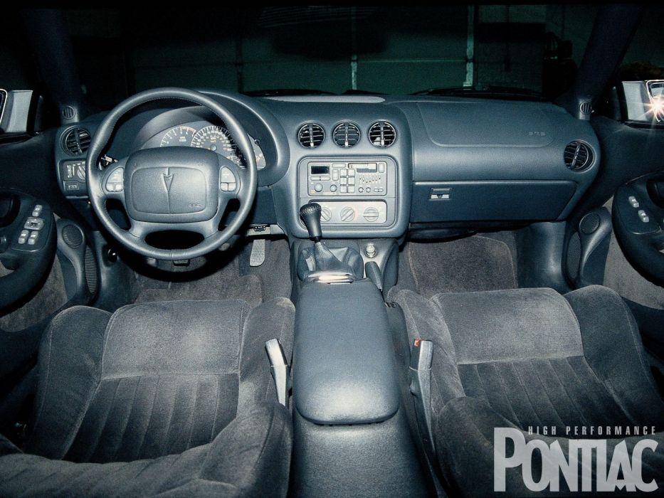1995 Pontiac Tran- Am Prototype muscle firebird trans wallpaper