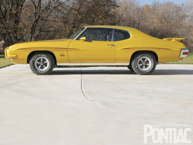 1971 Pontiac Judge GTO muscle classic wallpaper