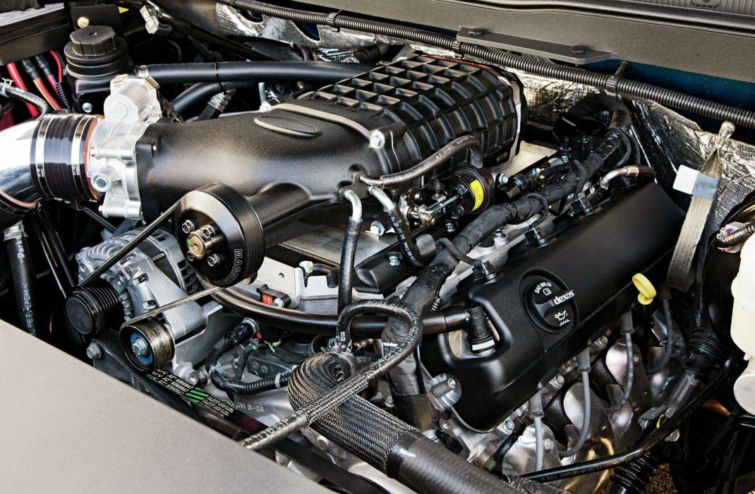 2014 Chevrolet Silverado 1500 pickup custom hot rod rods tuning wallpaper