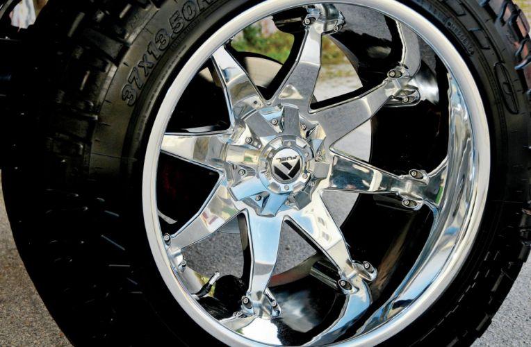 2003 Chevrolet 2500 HD pickup tuning custom 4x4 hot rod rods wallpaper