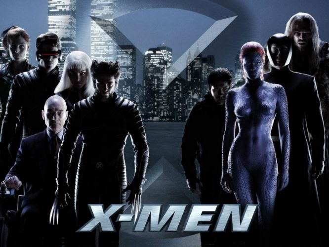 X-MEN superhero marvel action adventure sci-fi warrior fantasy fighting hero xmen 1xmena comics poster wallpaper