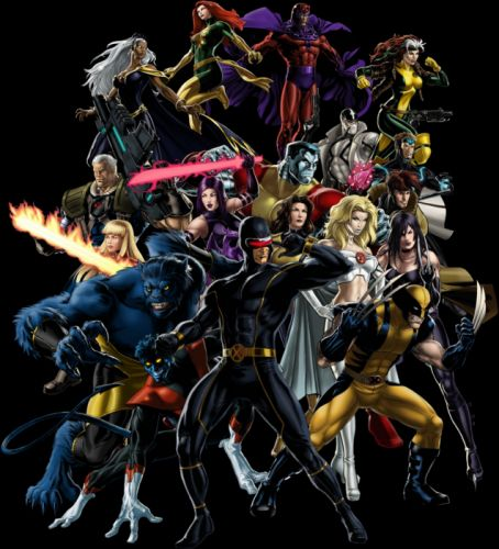 X-MEN superhero marvel action adventure sci-fi warrior fantasy fighting hero xmen 1xmena comics wallpaper