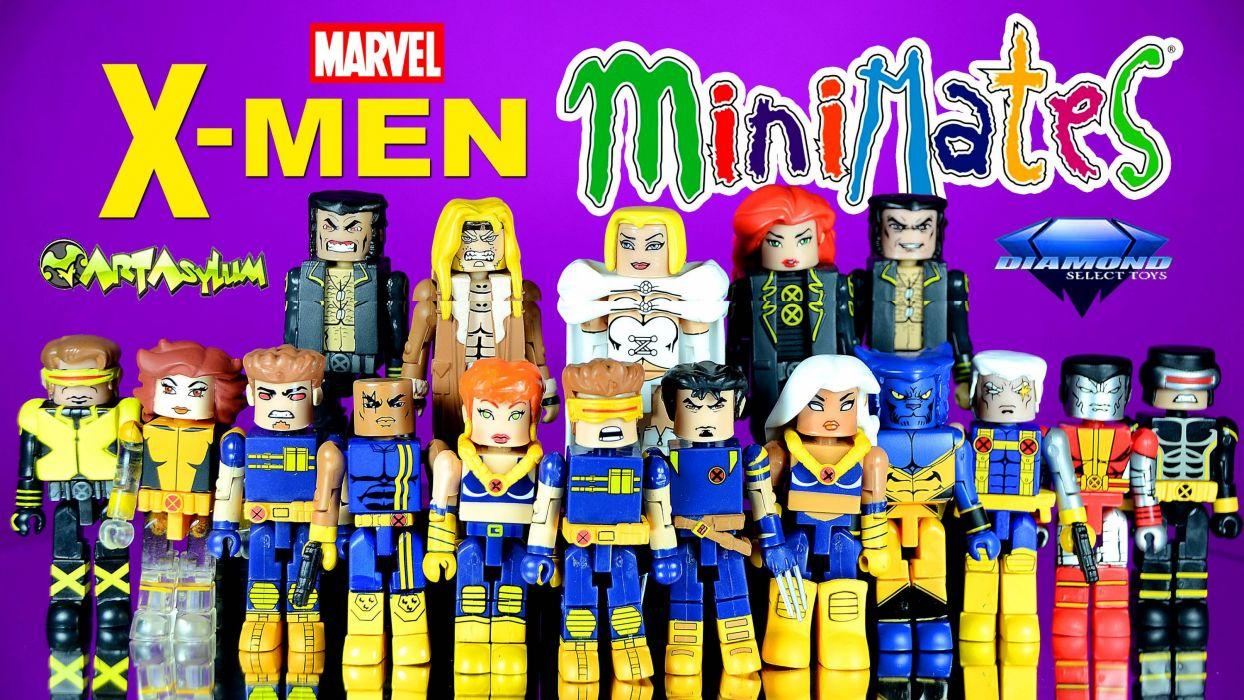 X-MEN superhero marvel action adventure sci-fi warrior fantasy fighting hero xmen comics poster toy logo wallpaper