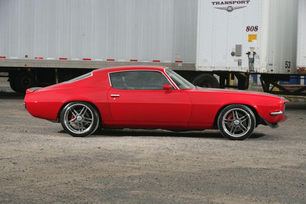 1970 Chevrolet Camaro muscle classic hot rod rods custom z28 wallpaper