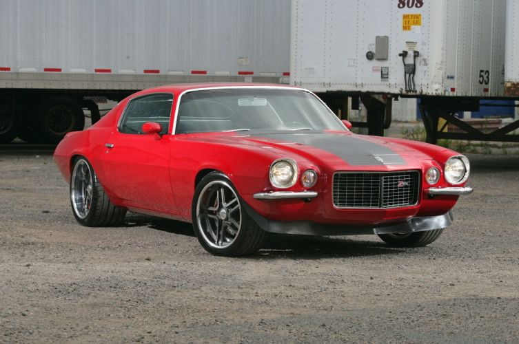 1970 Chevrolet Camaro muscle classic hot rod rods custom z28 wallpaper