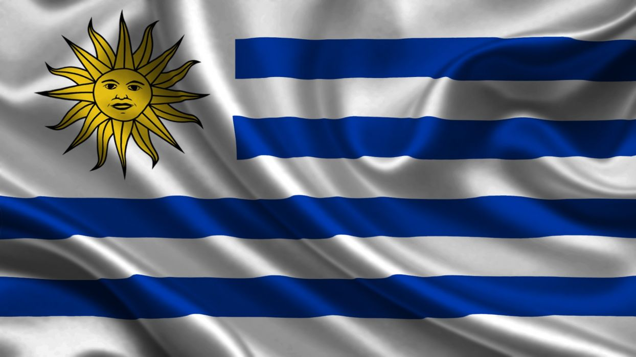 bandera uruguay sudamerica wallpaper