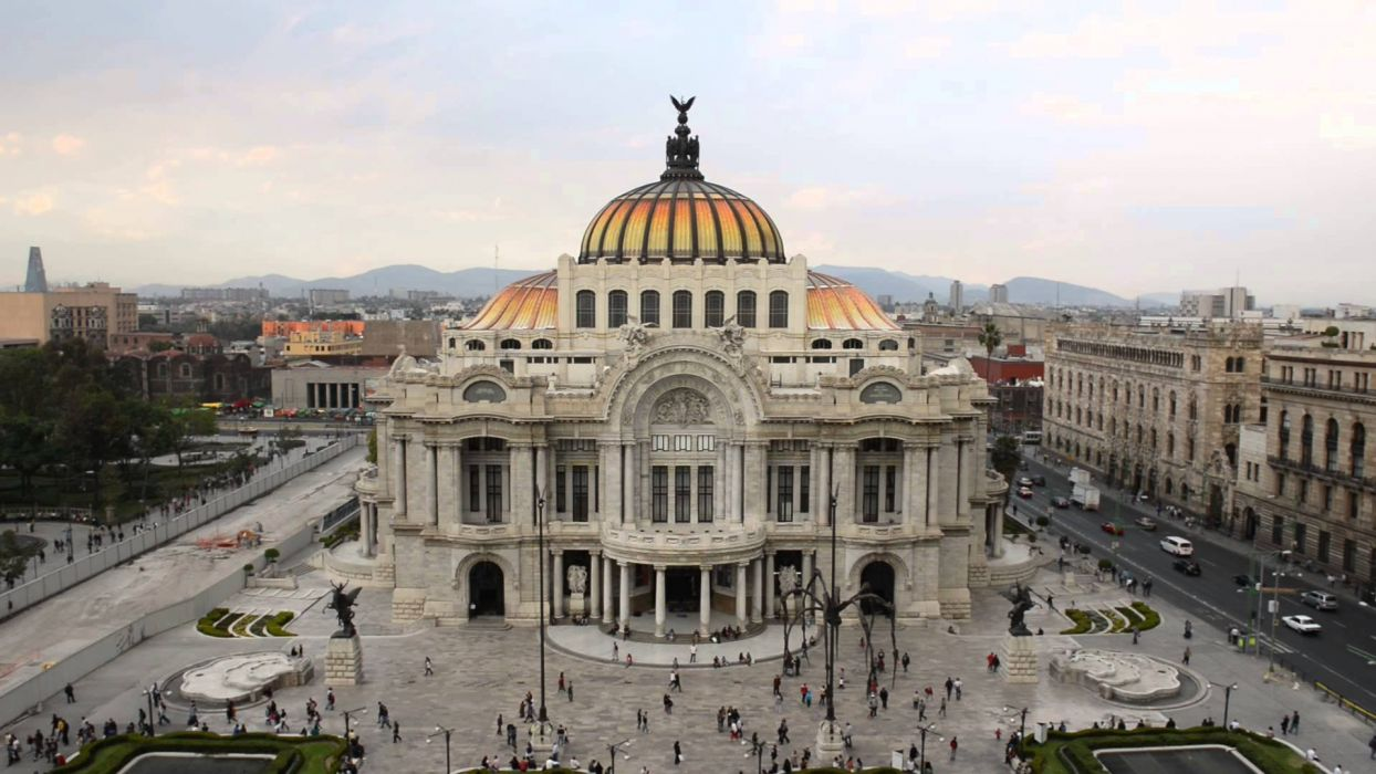 palacio bellas artes madrid espaA wallpaper