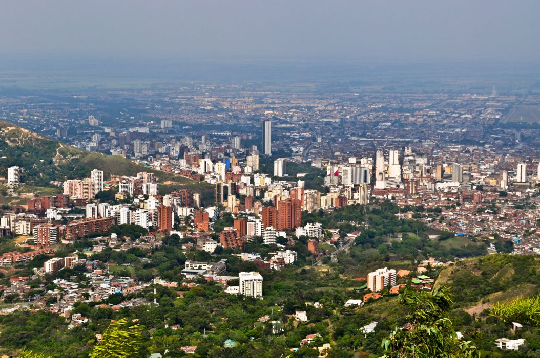 Santiago Cali Colombia Sudamerica Wallpaper 4288x2848