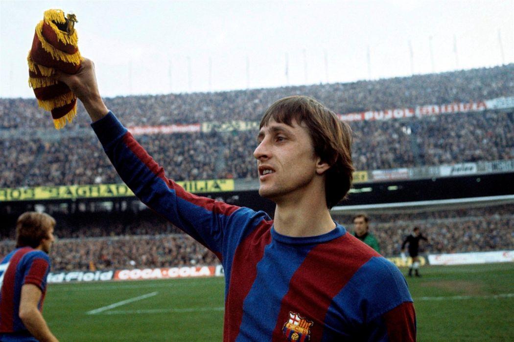 johan cruyff futbolista barcelona holanda wallpaper