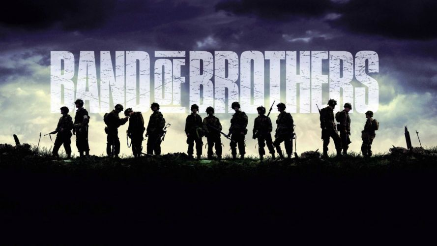 band of brothers serie tv wallpaper