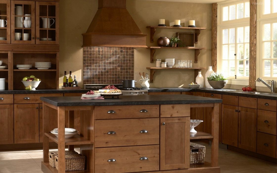 interior cocina diseA wallpaper