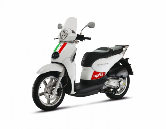 moto aprolia scarabeo 20 cc italiana wallpaper