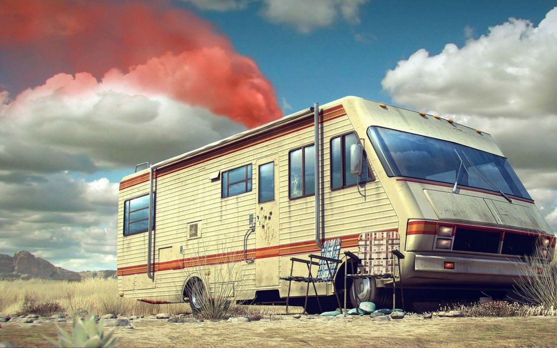 autocarvana vehiculo turismo wallpaper