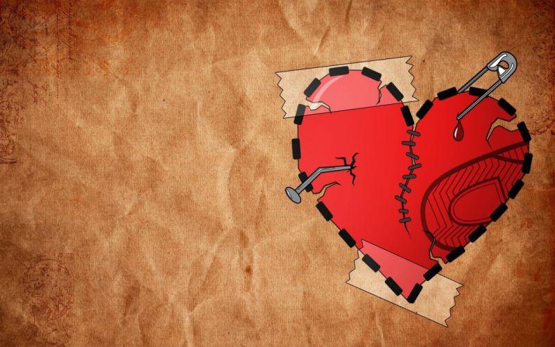corazon roto apaA wallpaper